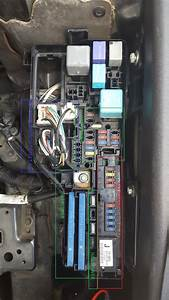 2008 Toyota Camry Se V6  No Power To Interior Fuse Box