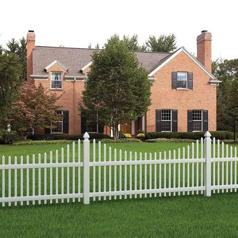 Elegant And Cool Front Yard Fence Ideas For Your Home