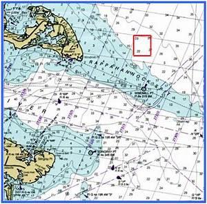 Windmill Point Reef Chart