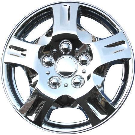 centre bolt wheel cover chrome wheel cover