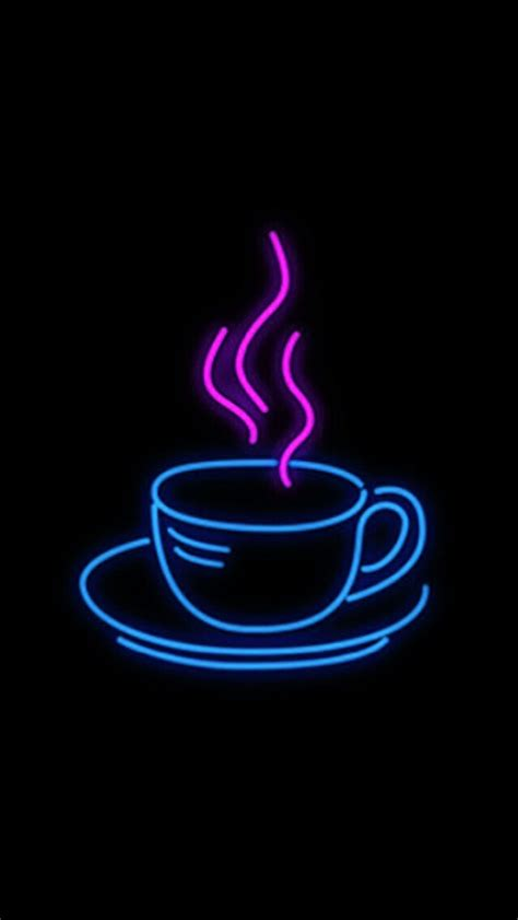 Are you searching for neon coffee png images or vector? Coffee Neon Lights Wallpaper ~ Fisoloji