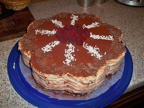 süßigkeiten torte ohne backen schnelle tiramisu torte ohne backen rezept mit bild chefkoch de