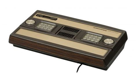 mattel console an intellivision throwback console will be launching this