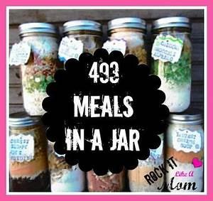 Meal Prep Einfrieren : 493 meals in a jar soup mix in a jar einkochen mahlzeit einfrieren ~ Somuchworld.com Haus und Dekorationen