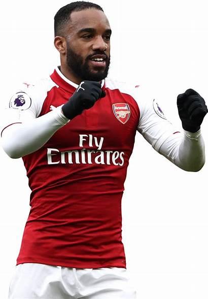 Lacazette Alexandre Render Arsenal Footyrenders Football