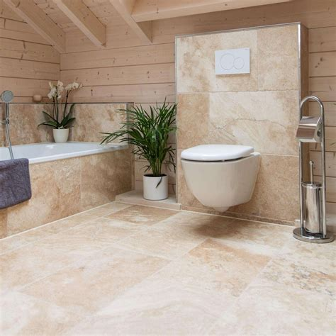 Badezimmer Mit Naturstein by Are Tiles The Best Solution For Bathroom Floors