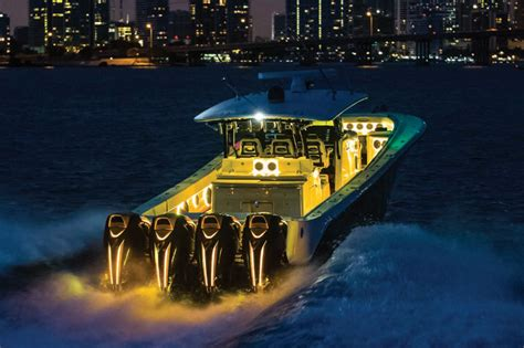 Used Boat Parts In Miami by Mercury Marine Unveils New Engines And Controls In Miami