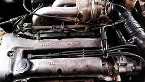 Mazda 323f Ba  1 5l  16v  1995  Z5 Motor
