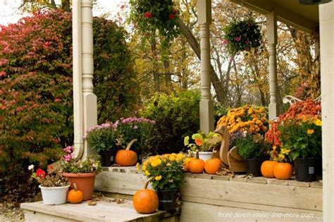 harvest porch decorating ideas mysterious and creepy front porch decorating ideas for halloween themescompany