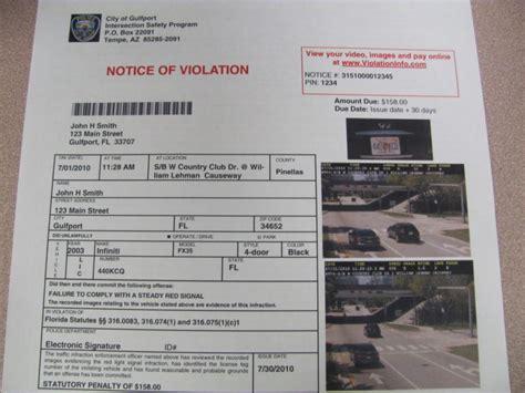challenge red light camera ticket red light camera florida ticket mouthtoears com