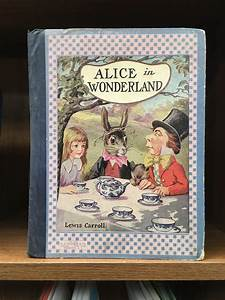 1904, Picture, Book, Of, Alice, In, Wonderland