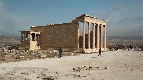 Edifice After Effects Templates by Erechtheion Or Erechtheum Is An Ancient Greek Temple In