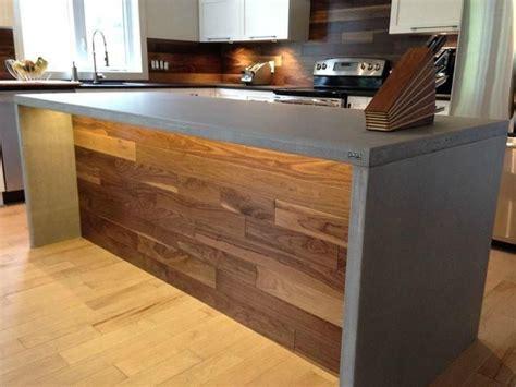 comptoir ciment cuisine 1000 idées sur le thème béton poli sur sol en béton plancher en béton poli et étages