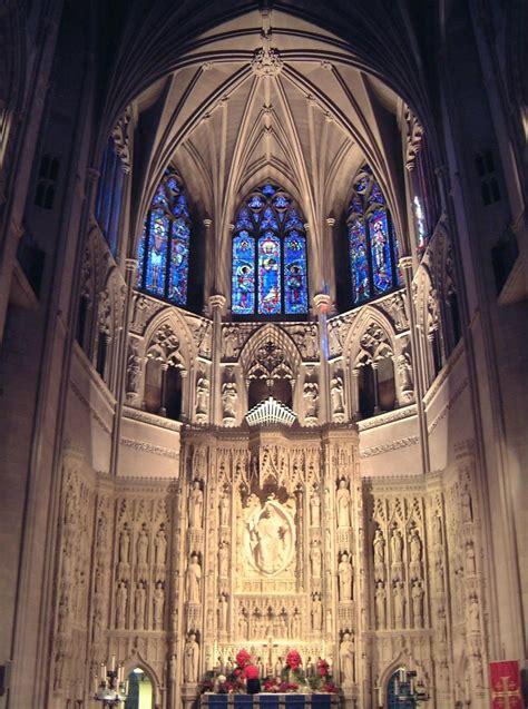 amazing gothic style cathedral enjoy  beauty