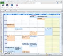 wedding planner agenda calendar maker calendar creator for word and excel