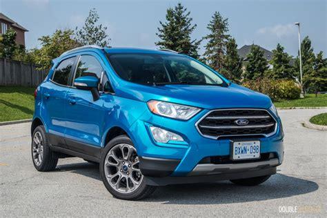2019 Ford Ecosport 2019 ford ecosport titanium doubleclutch ca