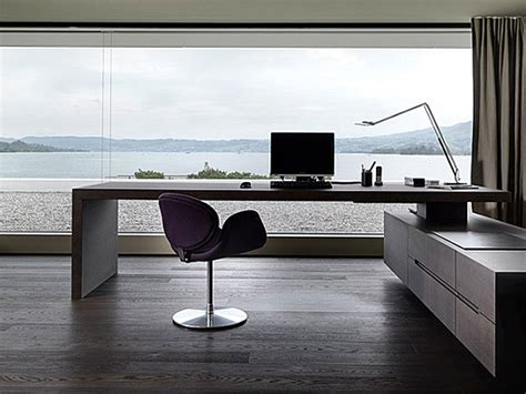 contemporary bureau desk modern home office modern house