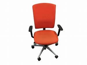 Fauteuil D Occasion : chaise de bureau orange occasion adopte un bureau ~ Teatrodelosmanantiales.com Idées de Décoration