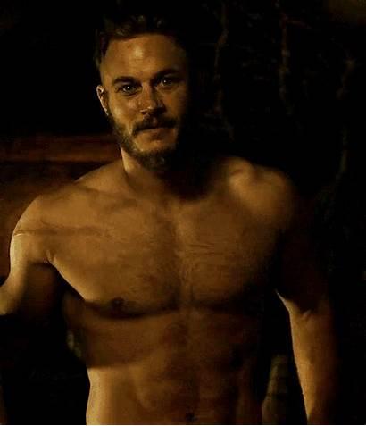 Travis Fimmel Shirt Vikings Keeps Ragnar Actor