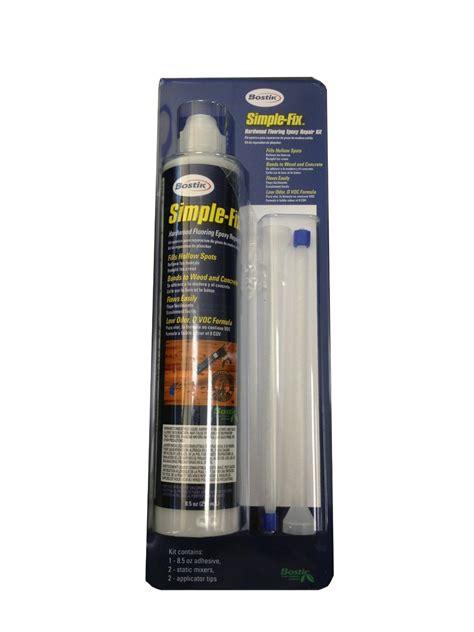 epoxy flooring repair kit bostik simple fix hardwood flooring epoxy repair kit ebay