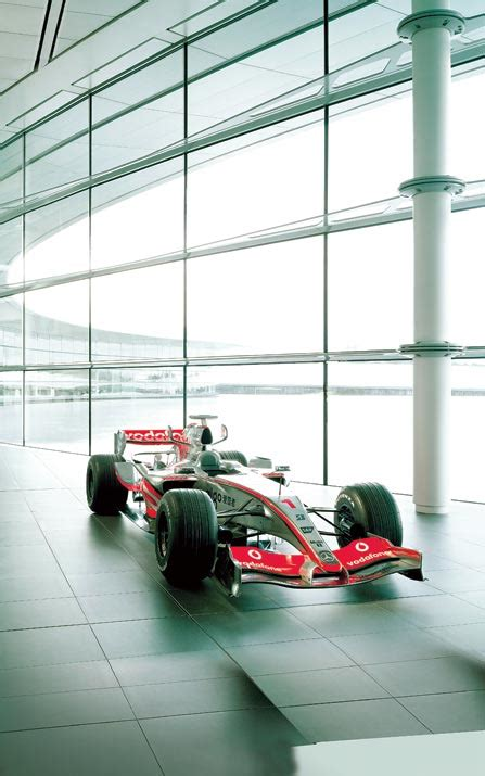 mclaren technology centre feature travel motor trend