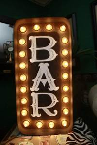 25 best ideas about marquee sign on pinterest diy With bar marquee letters