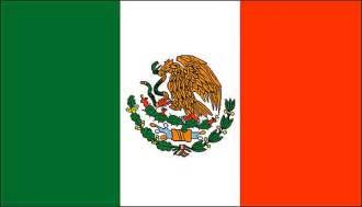Résultat d'image pour drapeau mexique