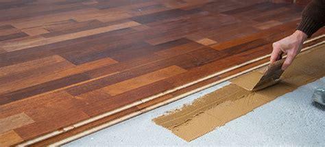 types  wood flooring