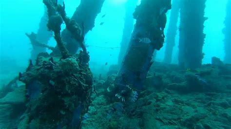 Crash Boat Song by Diving El Muelle De Azucar Near Crash Boat Aguadilla