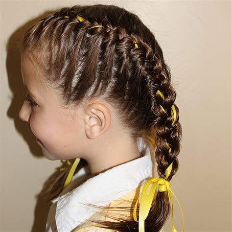 stupendous braided hairstyles  kids slodive