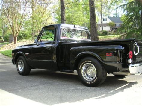 1971 chevy cheyenne stepside truck for sale technical specifications description