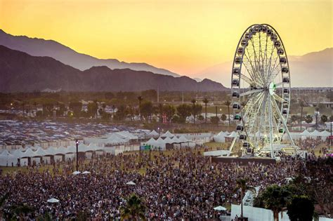 coachella  festival  announced