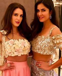 Katrina Kaif's sister Isabelle becomes the new face of a ...