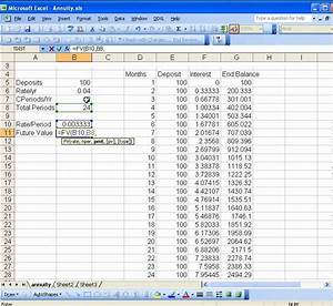Formula For Annuity Future Value Of An Increasing Annuity Youtube