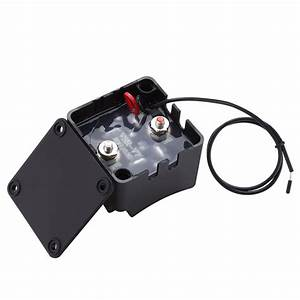 Voltage Sensitive Relay Smart Vsr Dual Battery Isolator