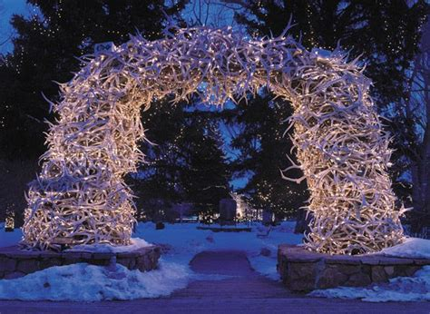 36 Hours In Jackson Wyo Christmas Curation Pinterest