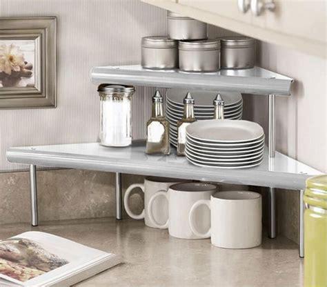 genius kitchen countertop organizer  small areas