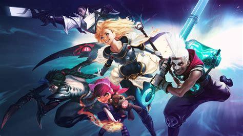 Juegos de las l.o.l surprise para poder jugar en linea. League of Legends: ¿piensan crear un juego de rol en línea?