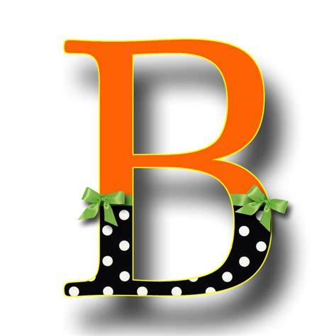 polka dot alphabet letters images enchanted s free orange polka digi scrapbook 21987