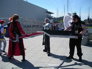 Cosplay Island View Costume Sjbonnar Angeal Hewley