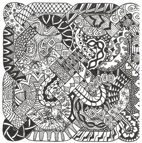 designs to draw hoontoidly simple drawings patterns images