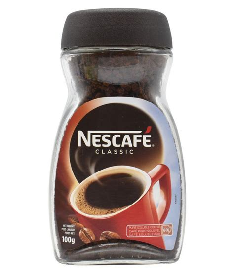 We are an esteemed manufacturer and supplier of instant coffee powder in india, located in new delhi. Nescafe Instant Coffee Powder 100 gm: Buy Nescafe Instant Coffee Powder 100 gm at Best Prices in ...