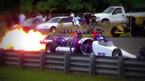 Hawaii Drag Racing League Pete Comandini (jet Car) 2013