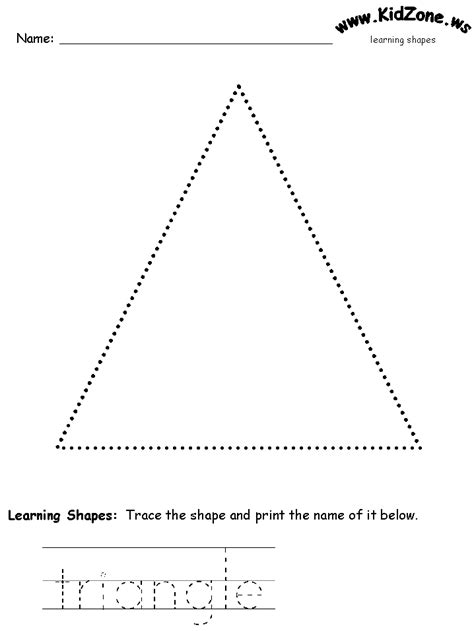 triangles 161 | shapes triangles