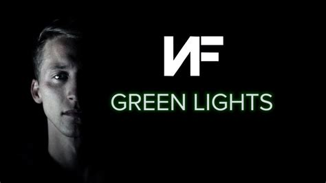 nf green lights lyrics nf green lights lyrics instrumental youtube