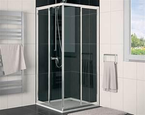 Säulentisch 80 X 80 : duschkabine schiebet r 80 x 80 eckeinstieg 2 teilig echtglas ~ Bigdaddyawards.com Haus und Dekorationen