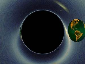 Orbiting a Black Hole – TT3 thetrappedelectron