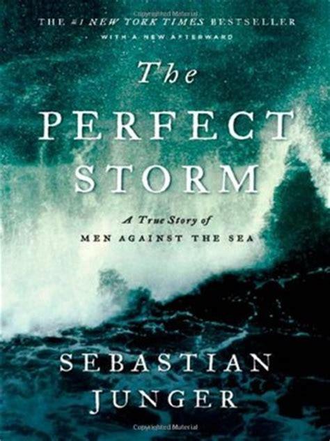 perfect storm  true story  men   sea