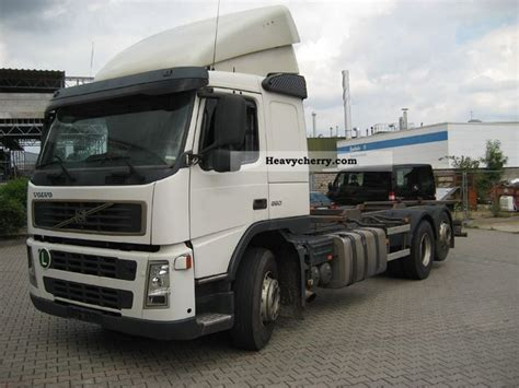 2004 volvo truck volvo fm12 380 2004 chassis truck photo and specs