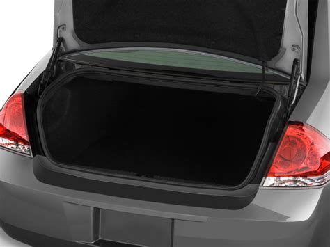 image  chevrolet impala  door sedan lt retail trunk